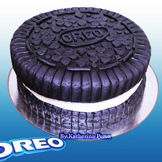 Oreo cake 3D