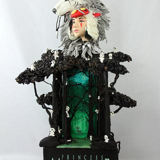 Princess Mononoke - Sugar Myths and Fantasies global edition