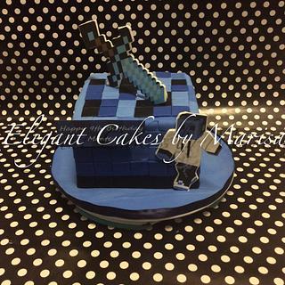 MINECRAFT - Cake by ECM