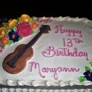 A Ukulele Birthday