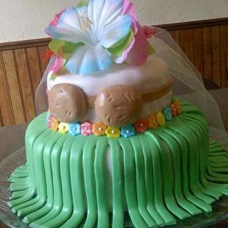 Hawii Cake - Cake by Heather