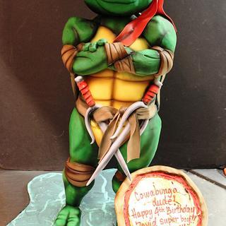 Raphael Cake!
