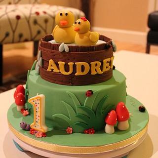 Duck cake - Cake by Reni Hendra