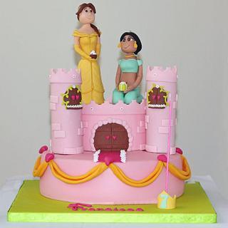 Francisca's Princesses