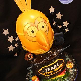 Isaac's Dream Cake