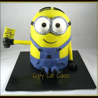 who doesn't love a minion!