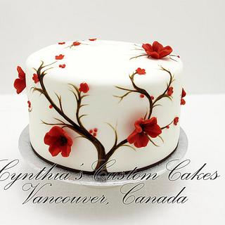 For the ALS 2012 Cake Auction.