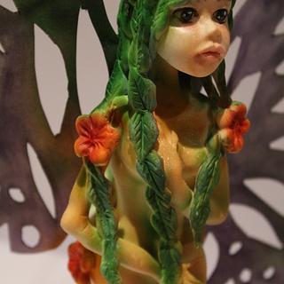 Spring Fairy Tale Collaboration nacimiento de un hada