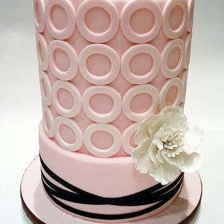 Retro Blush - Cake by Nicholas Ang