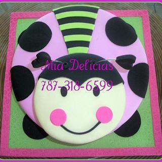 Mia Delicias / Children's cake