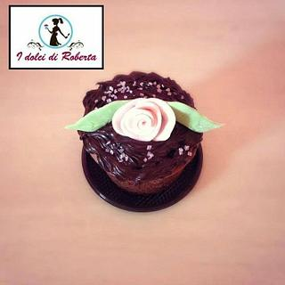 Chocolat muffin  - Cake by Cake Sweet Cake by Rory