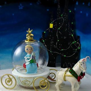 Fairy Merry Christmas - Bake A Christmas Wish