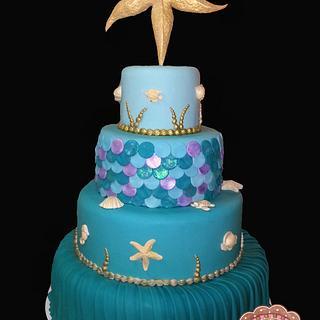 Beach Cake - Cake by Durrysch Bolos Decorados
