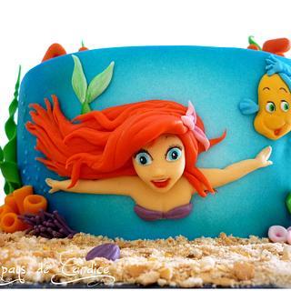 Ariel, la petite sirène