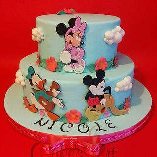 Disney in love...