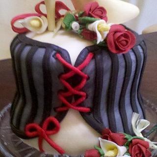 Courset Cake