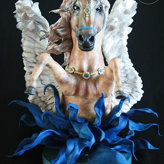 "Arabian Pegasus ""The Arabian Nights Collaboration"""