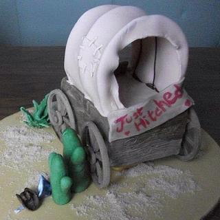 Well slap my thigh, and call me Dixie!  - Cake by Liz
