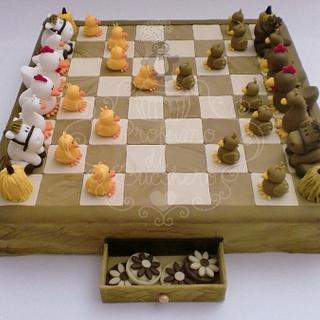 Chess mate!