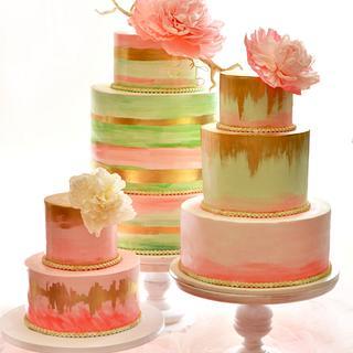 Watercolor Wedding Rhapsody