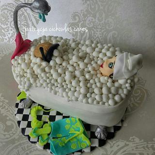 relax :-) - Cake by Hokus Pokus Cakes- Patrycja Cichowlas