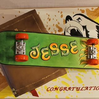 Skateboarder Confirmation
