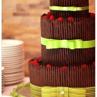 Choco wedding
