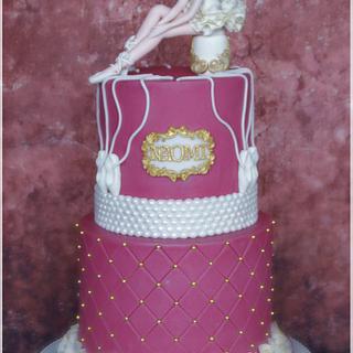 Prima Ballerina cake