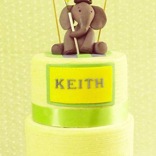 birthday baby elephant