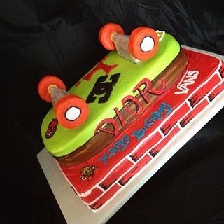 Skateboard Birthday