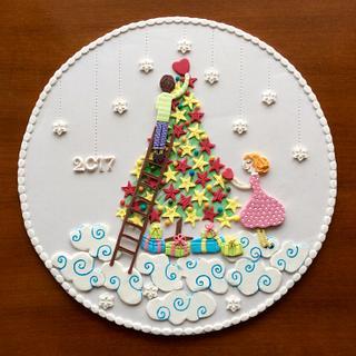 ♥New Year's Eve...🍾 - Cake by My Sweet World_Elena