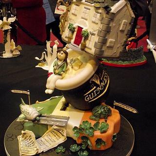 Cake International Birmingham 2012