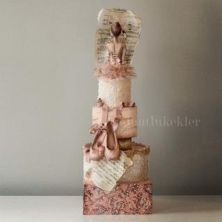 Signature Ballerina Cake