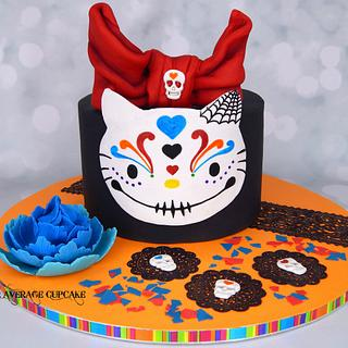HELLO KITTY VISITS MEXICO CITY — SUGAR SKULL BAKERS COLLAB.