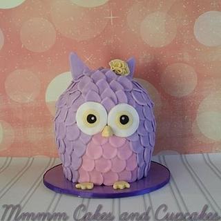 HOOT HOOOOOOOOOT - Cake by Mmmm cakes and cupcakes