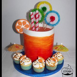 Torta cocktail - Cake by mariella