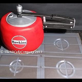 Hawkins pressure cooker cake..