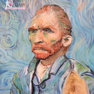Van Gogh 3D Portrait