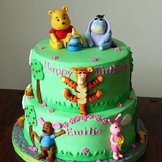 Winnie the Pooh (and Tigger too!)
