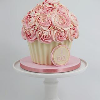 Giant cupcake - Bachelorette party