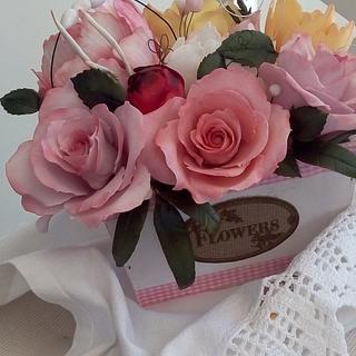 """""""Spring"""" - Cake by Mi6eto"""