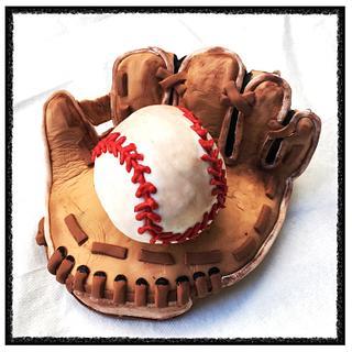 Baseball  - Cake by Live Love n Bake