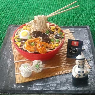 Noodle Soupbowl Cake