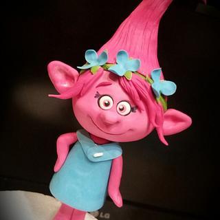 Sugar Poppy from Trolls!