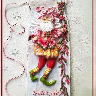 Jolly Old Christmas Elf