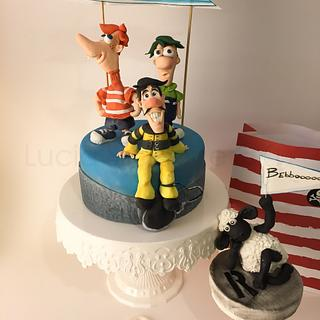 Gabry cake!