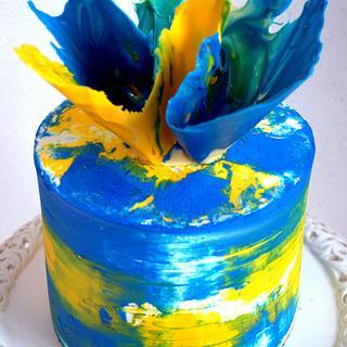 Buttercream Cake!
