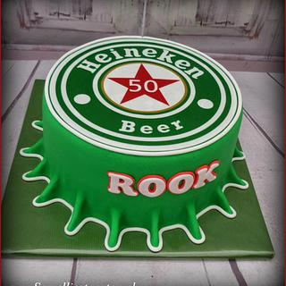Dutch brand Heineken Beer