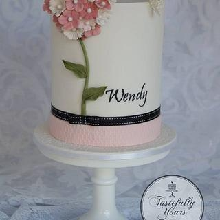 The Wendy cake