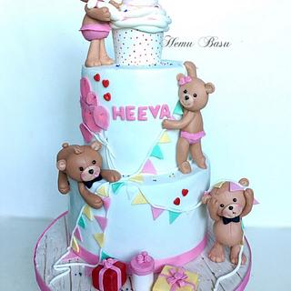Teddy bear party planners!